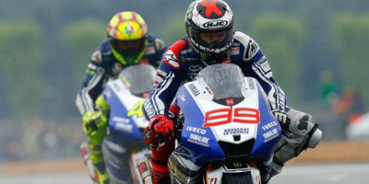 Jorge Lorenzo y Valentino Rossi a mejorar en Mugello