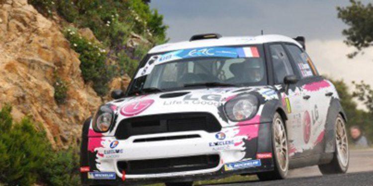 El ERC 2013 reduce el número de neumáticos
