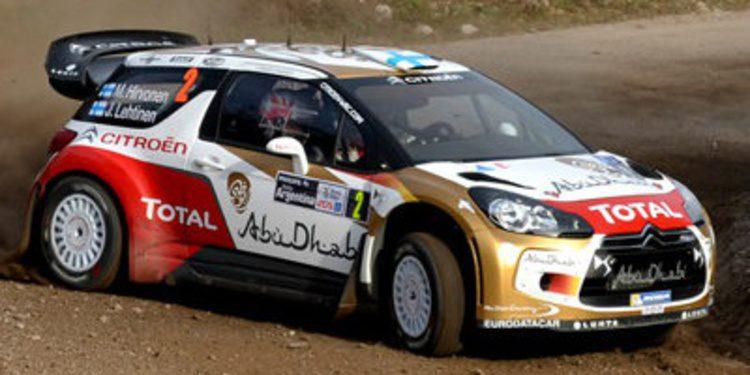 Acrópolis Rally, más tierra en la batalla del WRC