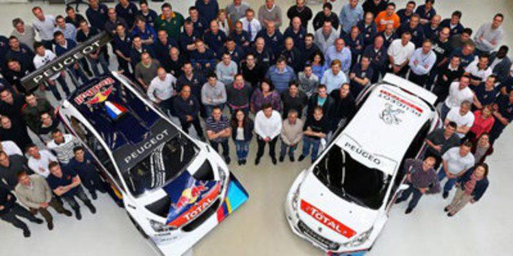 Video del Peugeot 208 T16 Pikeas Peak y otros secretos