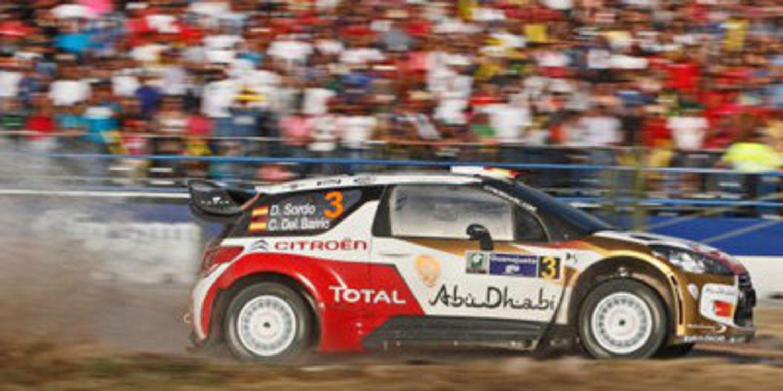 El boceto del calendario del WRC 2014 en junio