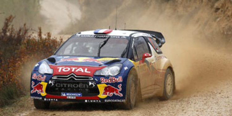 El Rally de Catalunya cambia su formato en 2013
