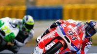 Jonas Folger se anota los fríos FP1 de Moto3 en Mugello