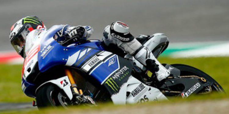 Lorenzo pauta doblete en los FP2 MotoGP de Mugello