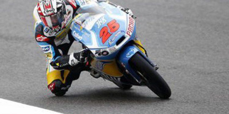 Mack Viñales a lo suyo en los FP3 Moto3 de Mugello