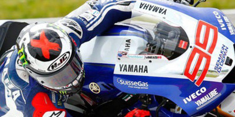 Lorenzo apunta a pole en los FP3 MotoGP en Mugello