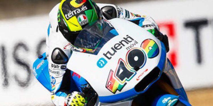 Pol Espargaró, resucitado en los FP3 de Mugello en Moto2