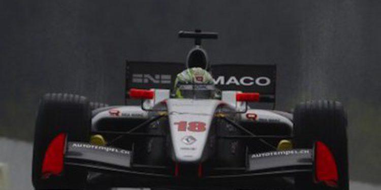 Nico Muller mantiene racha y se lleva los libres en Spa