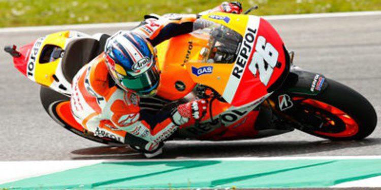 Dani Pedrosa poleman de MotoGP en Mugello
