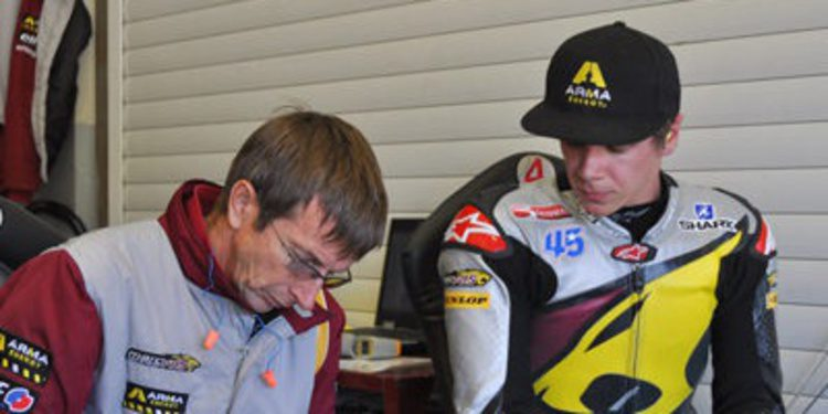 Scott Redding consigue la pole de Moto2 en Mugello