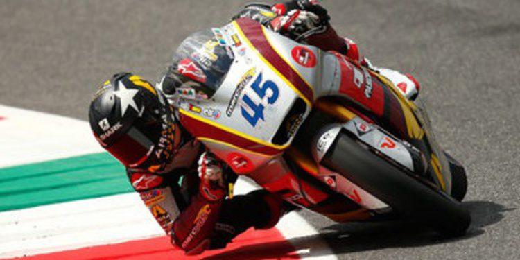 Scott Redding gana el GP de Italia de Moto2 en Mugello