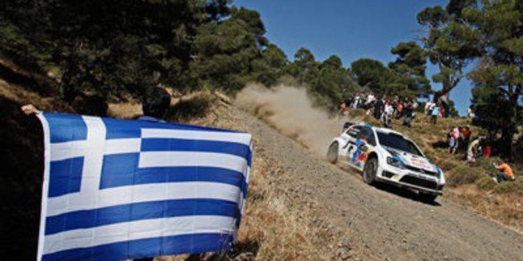 Jari-Matti Latvala gana el Acrópolis Rally. Sordo es segundo