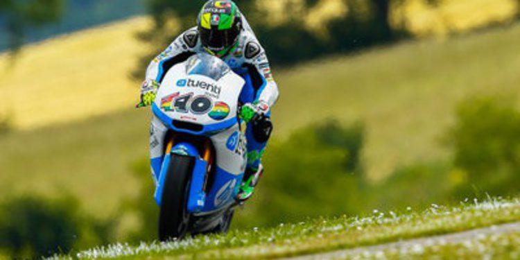 Pol Espargaró domina el test post-GP de Moto2 en Mugello