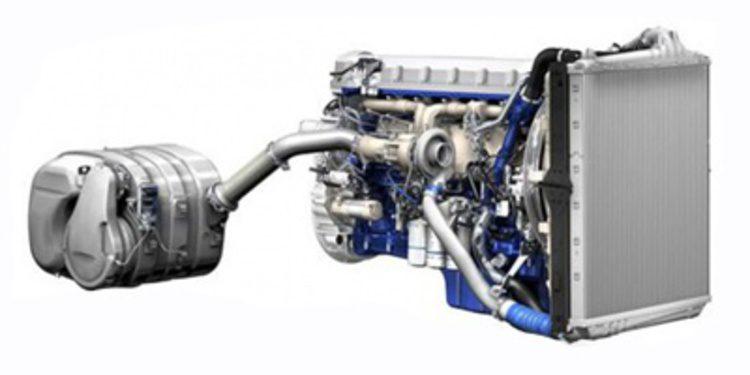 Volvo Trucks ya muestra sus motores Euro 6