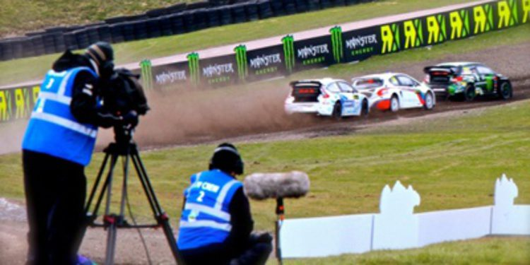 El European Rallycross tendrá live streaming