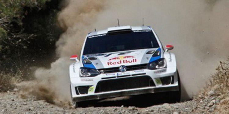 Posibles bajas del WRC 2014: Acrópolis y Cerdeña