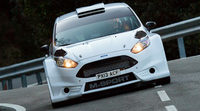 El Ford Fiesta R5 se prueba con distintos pilotos