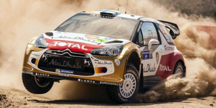 Mikko Hirvonen también quiere probar en Rallycross