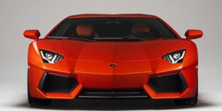 2.000 unidades fabricadas del Lamborghini Aventador