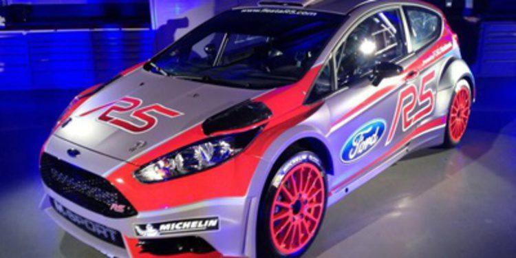 El Ford Fiesta R5 ya está listo para debutar