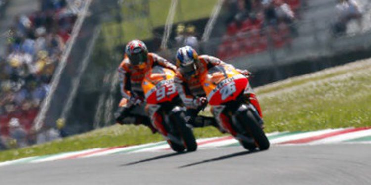 Pedrosa y Márquez deseosos de competir en casa