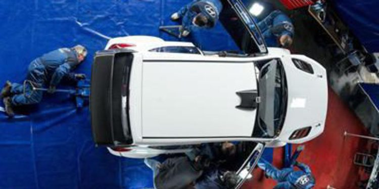Hyundai Motorsport presenta su sede de Alzenau