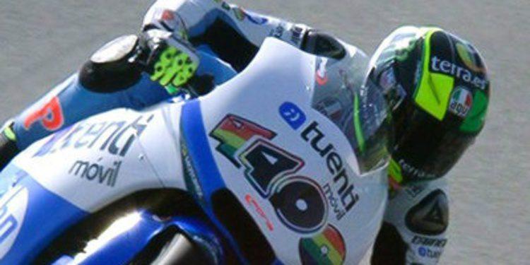 Pol Espargaró repite en los FP2 Moto2 de Catalunya