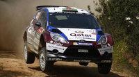 Elfyn Evans debutará con el Fiesta WRC en Cerdeña