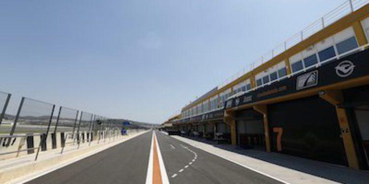 La GP3 reemprende la marcha en el estreno de Cheste