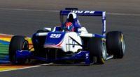 Kevin Korjus marca la pauta en los libres de GP3 en Valencia