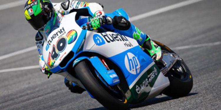 Pol Espargaró cosecha en Montmeló la pole de Moto2