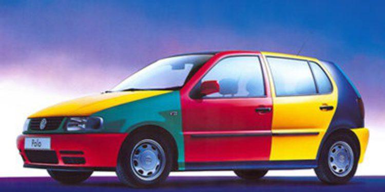 Viajamos a 1995: Volkswagen Polo Arlequín