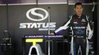 Adderly Fong saldrá último en la 2ª carrera de GP3 en Cheste