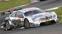 Gary Paffett consigue en Lausitzring su primera victoria de la temporada