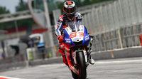 Jorge Lorenzo domina el test post-GP en Montmeló