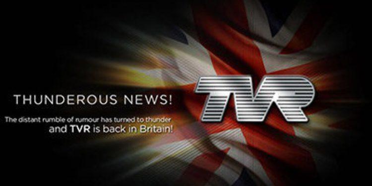 Vuelve TVR, el clásico británico