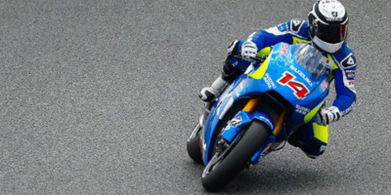 Suzuki no regresará a MotoGP hasta 2015
