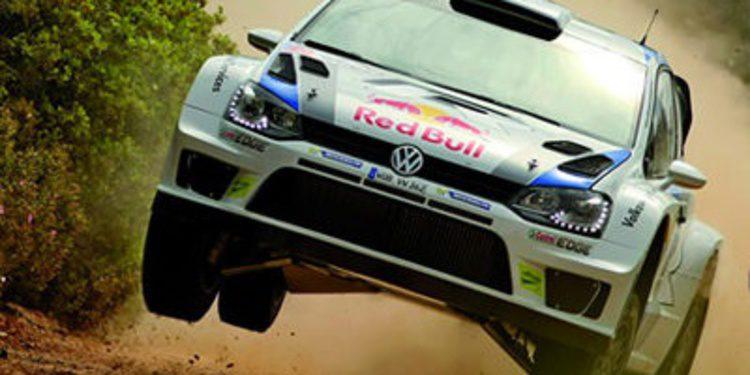 Jari-Matti Latvala intratable en el QS del Rally de Cerdeña