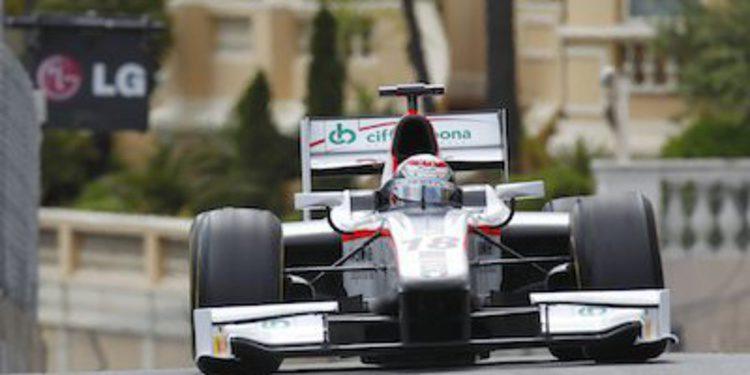 Las GP2 Series usará los actuales monoplazas otros 3 años