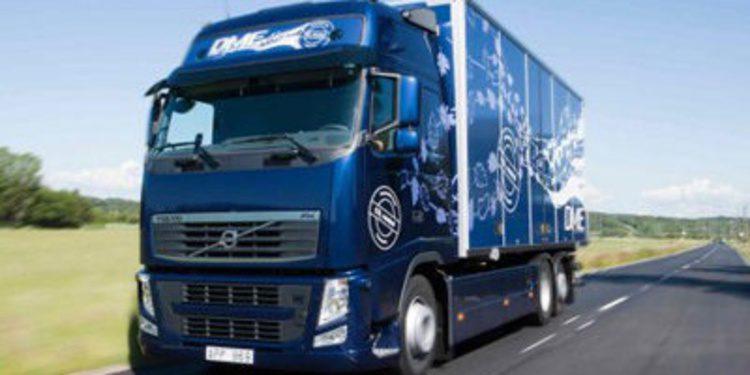 Volvo Trucks apuesta por el biocombustible DME para América