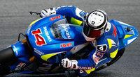 Márquez y Suzuki en el último día del test MotorLand