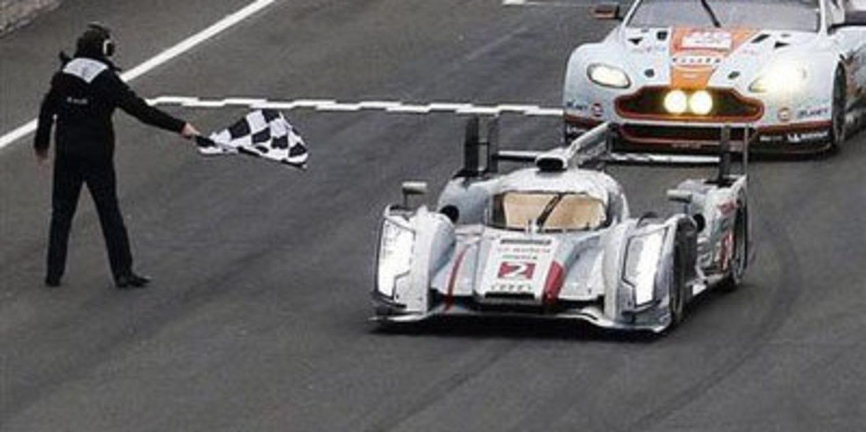 Audi sigue siendo leyenda en Le Mans