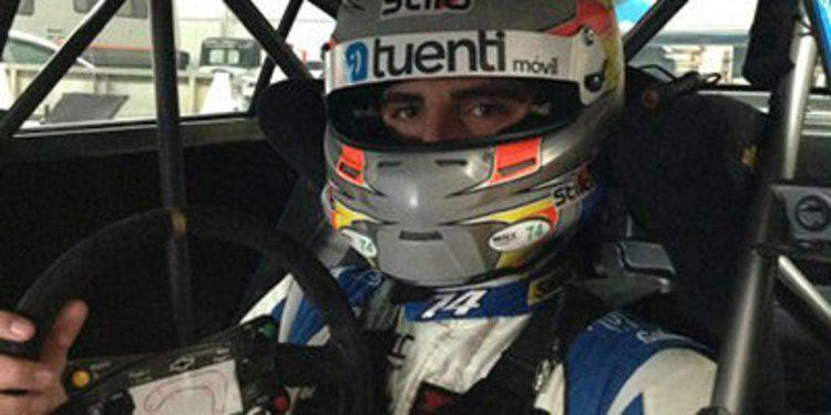 Pepe Oriola estrena su Chevrolet