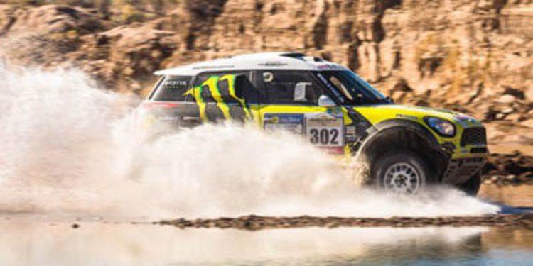 Kurt Caselli y Nani Roma ganan el Desafio Ruta 40