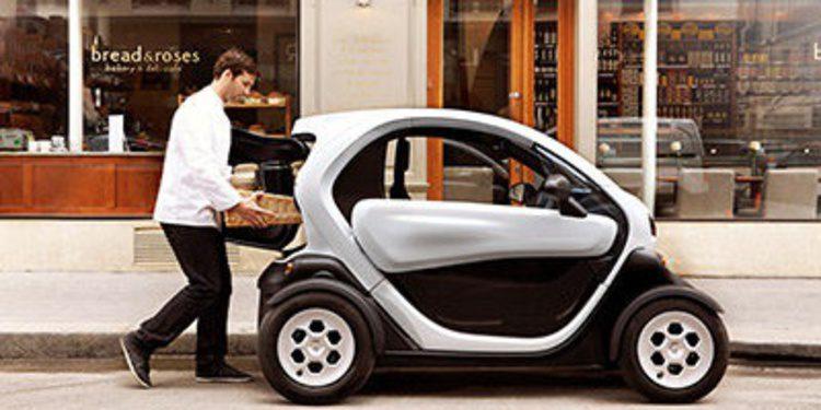 ¿Puede ser el Renault Twizy una furgoneta?