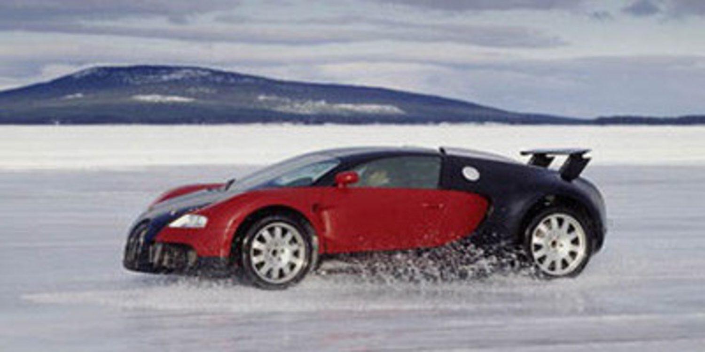 Bugatti prepara la gran traca final del Veyron