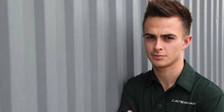 Will Stevens se une a la Caterham Driver Academy