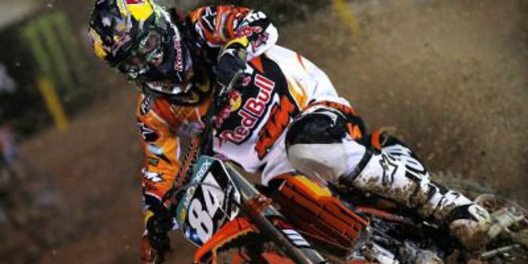 Jeffrey Herlings renueva por KTM