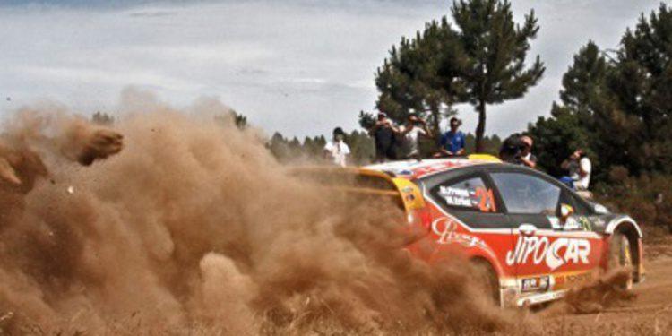 El calendario del WRC 2014 retrasa su salida