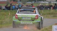 Freddy Loix scratch en el QS del Ypres Rally del ERC